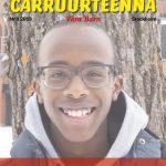 Nu har nummer 1 av barntidningen Carruurteenna kommit! Titta vad fin. Prenumerera genast