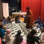 Somali barn litteraturdagar i Järva
